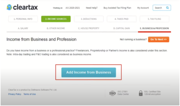 Business and Profession