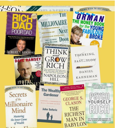 Best Financial Books of All Time.